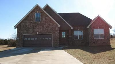 Shelbyville Single Family Home For Sale: 202 Raleigh Pl Lot 15