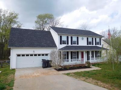 Montgomery County Single Family Home Under Contract - Not Showing: 803 Sugarcane Way