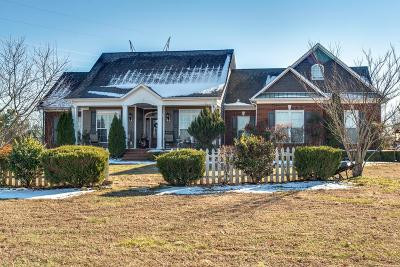 Columbia Single Family Home For Sale: 1263 Hardison Rd