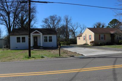 Nashville Single Family Home For Sale: 1334 McAlpine Ave