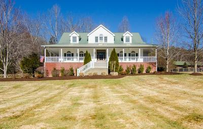 Davidson County Single Family Home For Sale: 8756 Poplar Creek Rd