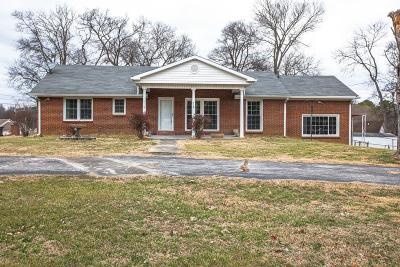 Columbia  Single Family Home Under Contract - Showing: 318 Chapman Ln