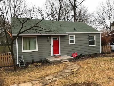 Nashville Single Family Home For Sale: 311 Tamworth Dr