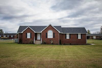 Dickson Single Family Home For Sale: 1002 Lakeview Cir