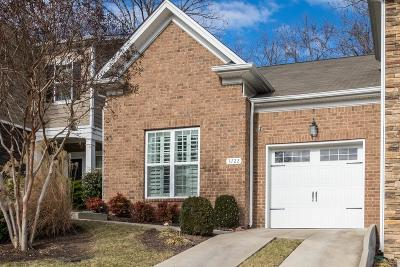 Nashville Condo/Townhouse For Sale: 3722 Shane Point Pl