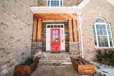 Williamson County Single Family Home For Sale: 1008 Via Francesco Way