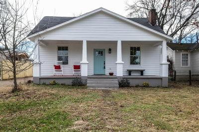 Nashville Single Family Home For Sale: 315 Morton Ave