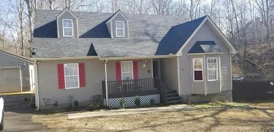 Dickson Single Family Home For Sale: 133 Gaskins Rd