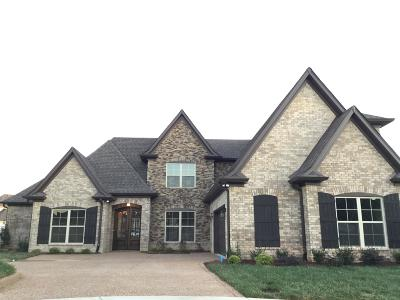 Hendersonville Single Family Home Under Contract - Showing: 1130 Luxborough Drive