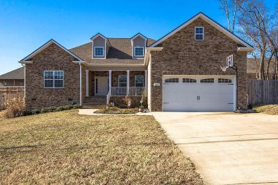 Columbia Single Family Home For Sale: 605 McCoy Ln