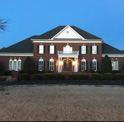 Sumner County Single Family Home For Sale: 2080 Rodman Blvd