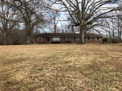 Goodlettsville Single Family Home For Sale: 7632 Ridgewood Road