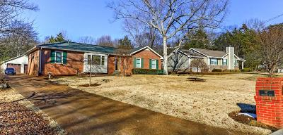 Nolensville Single Family Home For Sale: 917 Timberside Dr