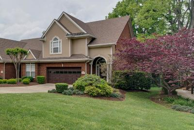 Davidson County Single Family Home For Sale: 3497 General Hood Trail