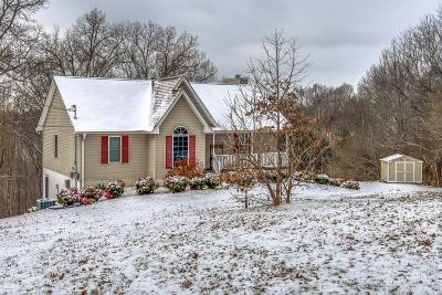 Kingston Springs Single Family Home Under Contract - Showing: 477 Mount Pleasant Rd