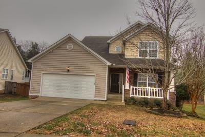 Nashville Single Family Home Under Contract - Showing: 417 Stone Chimney Court
