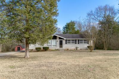 Lavergne Single Family Home Under Contract - Showing: 187 Hazelwood Ln