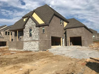 Williamson County Single Family Home For Sale: 2004 Belsford Drive Lot #154