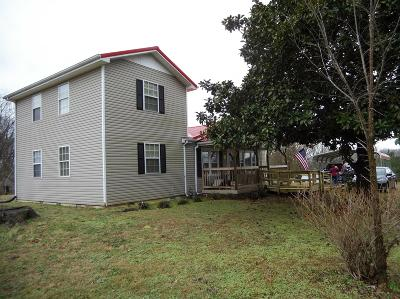 Nunnelly Single Family Home For Sale: 3179 Highway 48 N