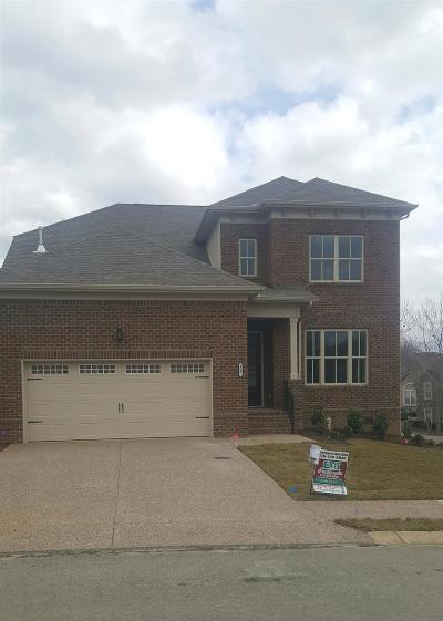 Hendersonville Single Family Home For Sale: 1000 Ramble Run