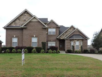Clarksville Single Family Home For Sale: 136 Bainbridge Dr