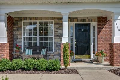 Nolensville Single Family Home For Sale: 1918 Ashburn Ct