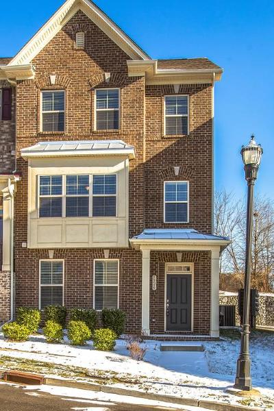 Davidson County Condo/Townhouse For Sale: 5526 Prada Dr