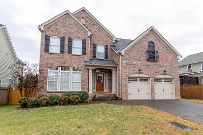 Williamson County Single Family Home For Sale: 8132 Middlewick Ln