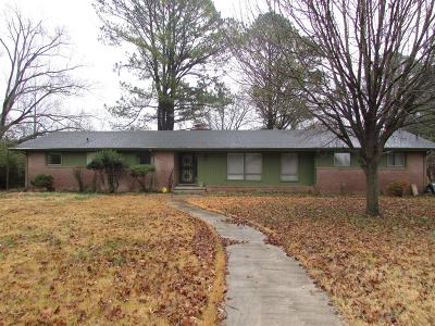 Murfreesboro Single Family Home For Sale: 1002 Whitehall Rd