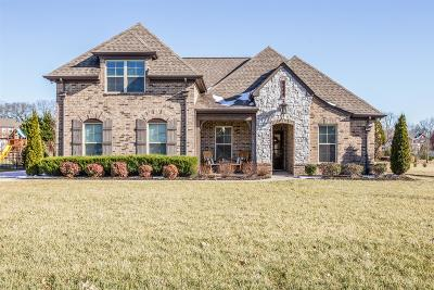 Williamson County Single Family Home For Sale: 2051 Belshire Way