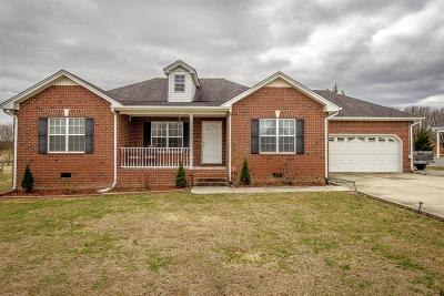 Smithville TN Single Family Home Under Contract - Showing: $159,000