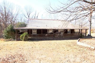 Christian County, Ky, Todd County, Ky, Montgomery County Single Family Home For Sale: 4490 Old Metal Rd