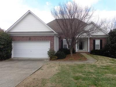 Thompsons Station  Rental For Rent: 2113 Loudenslager Drive