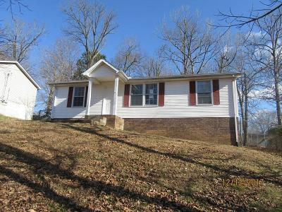 Clarksville Single Family Home Under Contract - Showing: 529 Aspen Dr