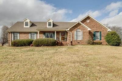 Marshall County Single Family Home For Sale: 1042 Pickle Rd