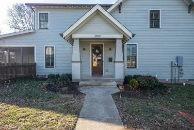 Nashville Single Family Home For Sale: 3509 Hillsdale Ave