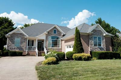 Christian County, Ky, Todd County, Ky, Montgomery County Single Family Home Under Contract - Showing: 217 Cullom Way