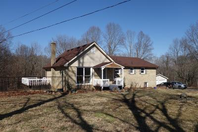 Goodlettsville Single Family Home Under Contract - Showing: 1456 Dividing Ridge Rd