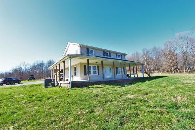 Wilson County Single Family Home For Sale: 1076 Old Trammel Rd