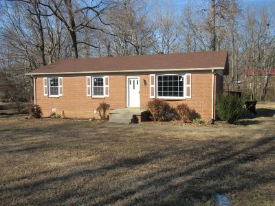 Single Family Home Sold: 737 Cherokee Dr