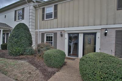 Franklin Condo/Townhouse Under Contract - Showing: 1011 Murfreesboro Rd #F-5