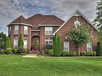 Murfreesboro Single Family Home Under Contract - Showing: 1923 Cliffview Ct