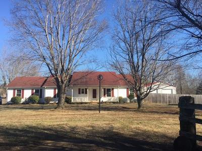Christiana Single Family Home For Sale: 1602 Windy Meadow Dr