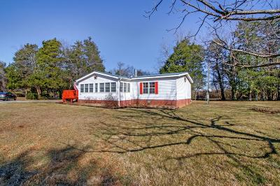 Marshall County Single Family Home Under Contract - Showing: 2376 Hunter Bills Rd