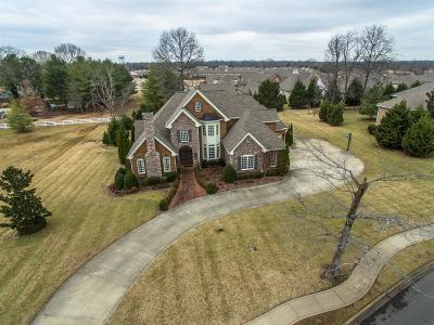 Clarksville Single Family Home For Sale: 108 Danford Dr