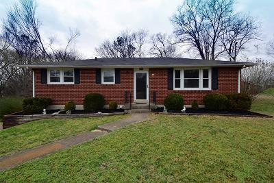 Hermitage Single Family Home Under Contract - Showing: 425 Bonnawood Ct