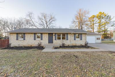 Smyrna Single Family Home Under Contract - Showing: 416 Bragg Ave