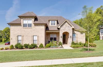 Thompsons Station Single Family Home For Sale: 2752 Cabin Run Bridge Rd