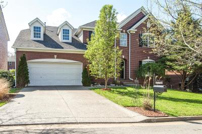 Brentwood  Single Family Home For Sale: 1265 Bridgeton Park Dr