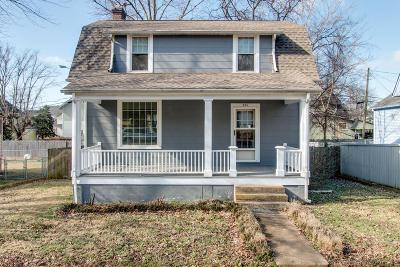 Old Hickory Single Family Home For Sale: 906 Jones St